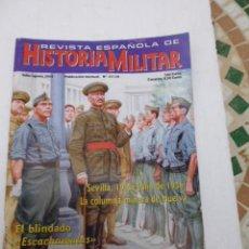 Militaria: HISTORIA MILITAR Nº 37/38 -2003. Lote 95084147