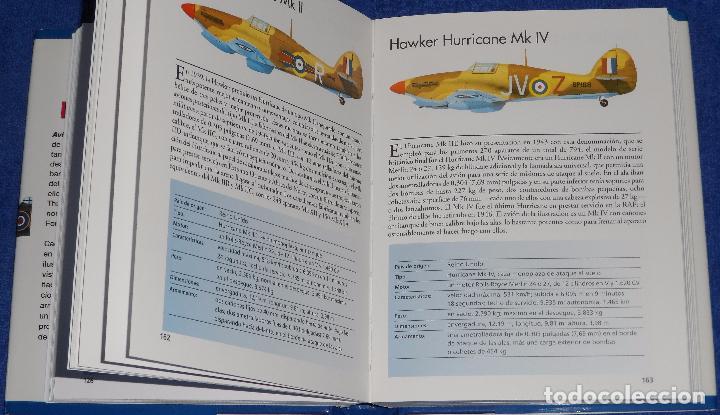 Militaria: Aviones de la II Guerra Mundial - CHRIS CHANT - Libsa (2001) - Foto 4 - 95321359