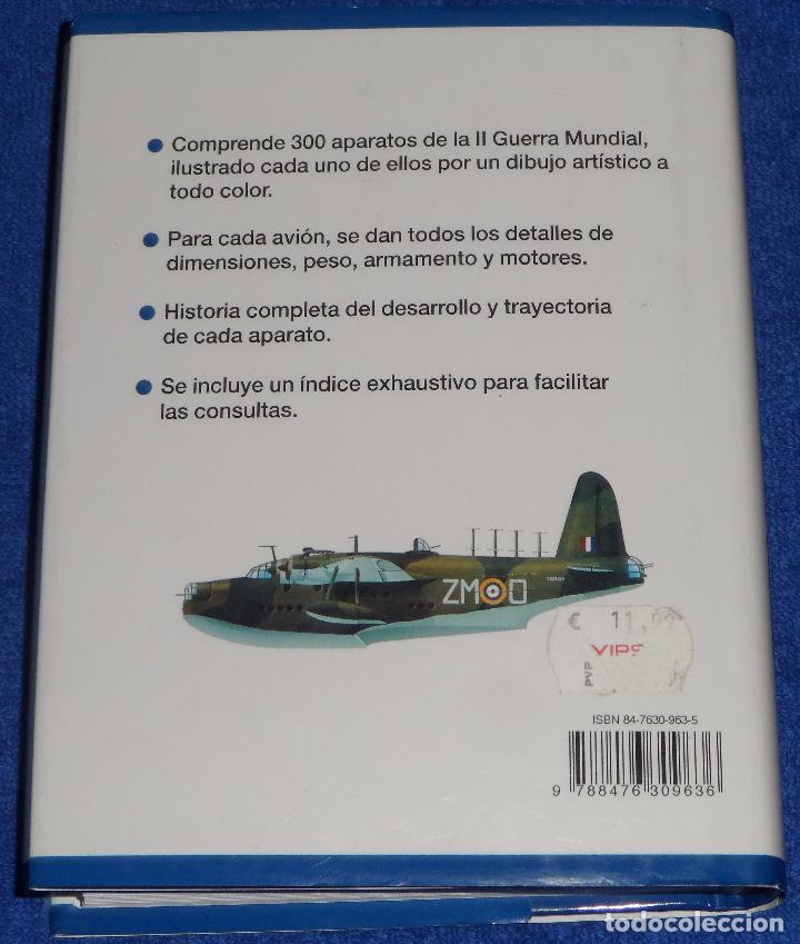 Militaria: Aviones de la II Guerra Mundial - CHRIS CHANT - Libsa (2001) - Foto 5 - 95321359