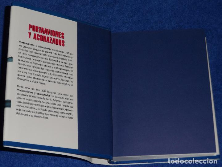 Militaria: Portaaviones y acorazados - STEVE CRAWFORD - Libsa (2001) - Foto 2 - 95321367