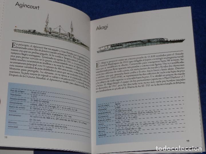 Militaria: Portaaviones y acorazados - STEVE CRAWFORD - Libsa (2001) - Foto 4 - 95321367