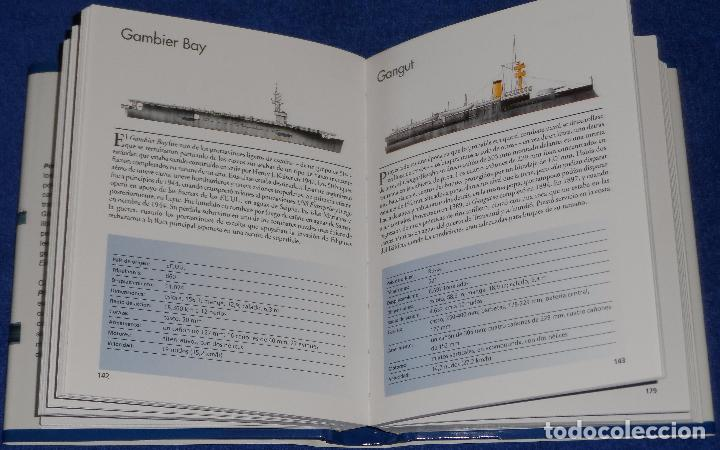 Militaria: Portaaviones y acorazados - STEVE CRAWFORD - Libsa (2001) - Foto 5 - 95321367