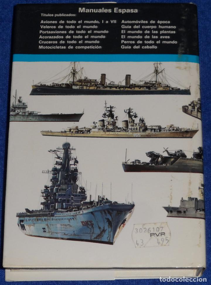 Militaria: Cruceros de todo el mundo - Gino Galuppini - Espasa Calpe (1984) - Foto 5 - 95321819