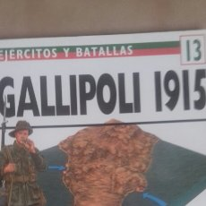 Militaria: GALLIPOLI 1915. Lote 95483302