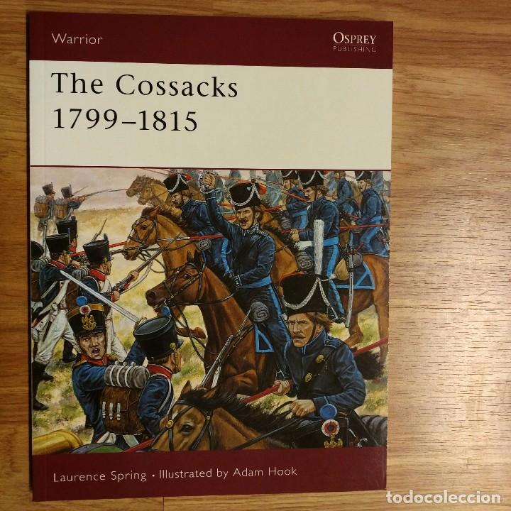 Militaria: NAPOLEONICO - OSPREY - THE COSSACKS 1799-1815 - WARRIOR - Foto 1 - 97417383