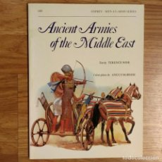 Militaria: ANTIGUEDAD - OSPREY - ANCIENT ARMIES OF THE MIDDLE EAST - MEN AT ARMS. Lote 97531239