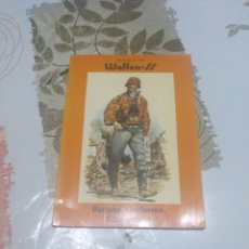 Militaria: MANUAL OF THE WAFFEN SS. Lote 97766923