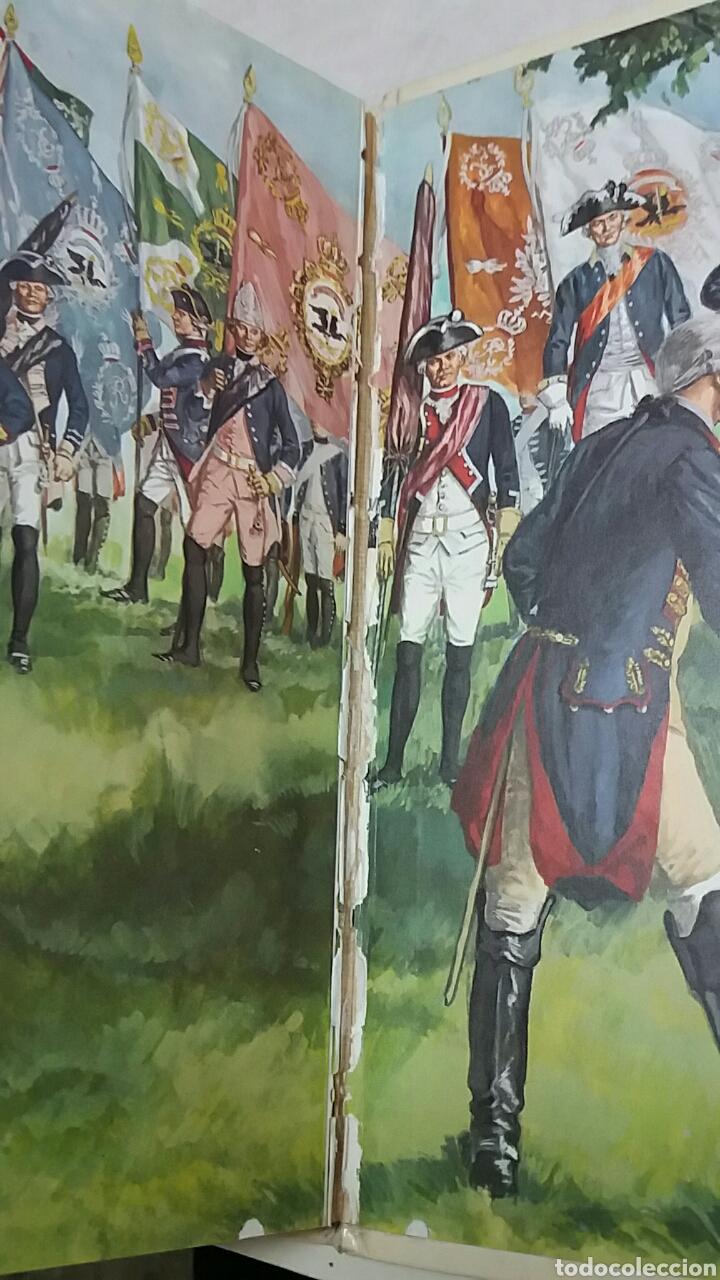 Militaria: COLECCION DE LIBROS LUNIFORME ET LES ARMES DES SOLDATS DE LA GUERRE, CASTERMAN - Foto 17 - 97768359