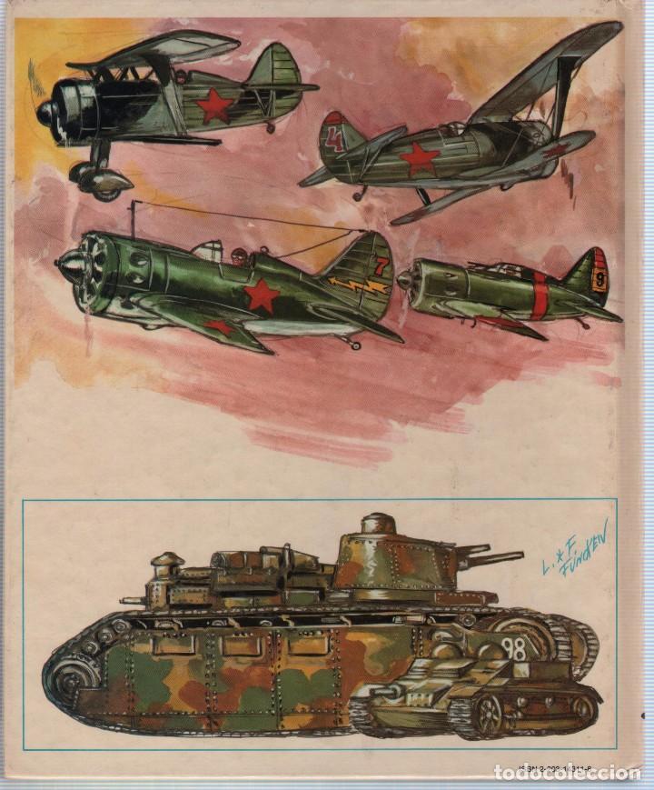 Militaria: COLECCION DE LIBROS LUNIFORME ET LES ARMES DES SOLDATS DE LA GUERRE, CASTERMAN - Foto 6 - 97768359