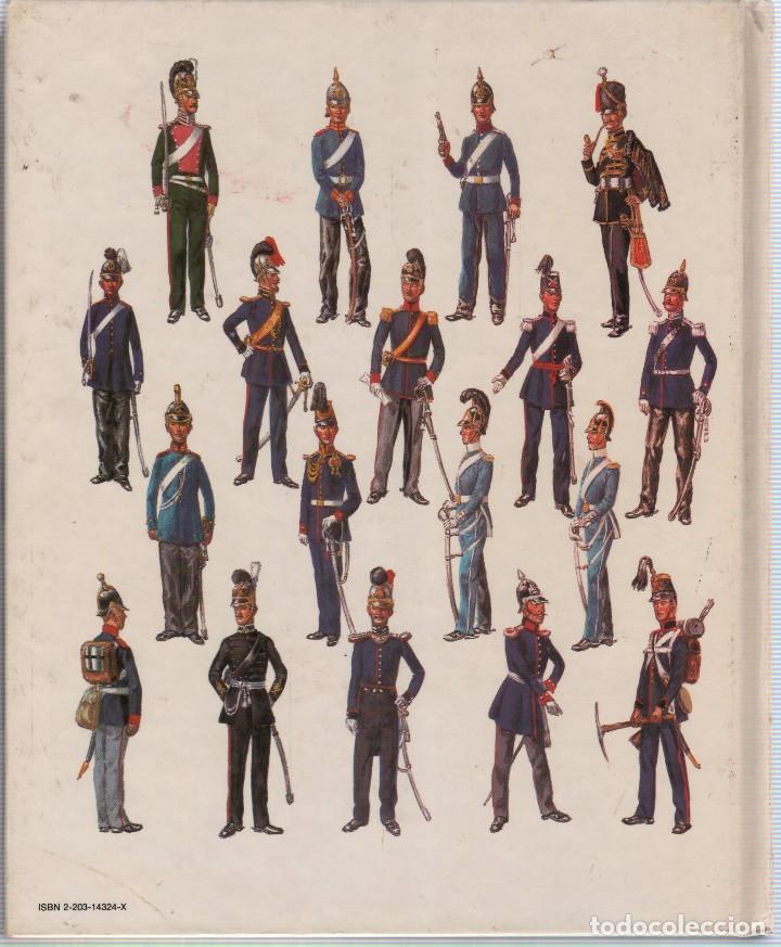 Militaria: COLECCION DE LIBROS LUNIFORME ET LES ARMES DES SOLDATS DE LA GUERRE, CASTERMAN - Foto 8 - 97768359