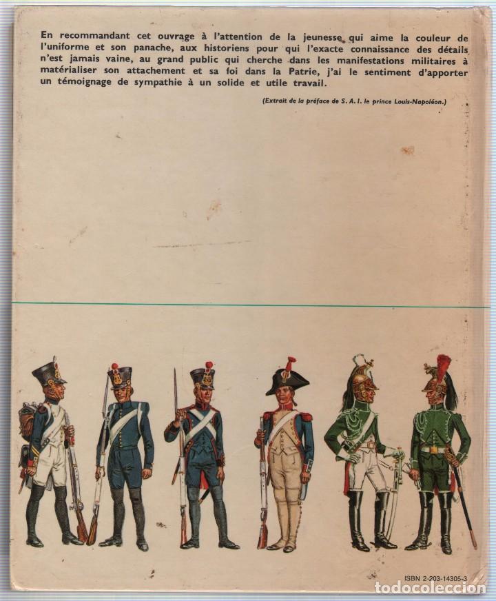 Militaria: COLECCION DE LIBROS LUNIFORME ET LES ARMES DES SOLDATS DE LA GUERRE, CASTERMAN - Foto 12 - 97768359