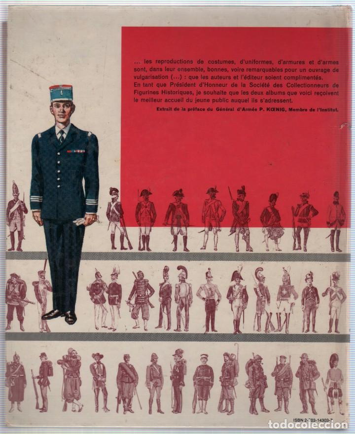 Militaria: COLECCION DE LIBROS LUNIFORME ET LES ARMES DES SOLDATS DE LA GUERRE, CASTERMAN - Foto 14 - 97768359