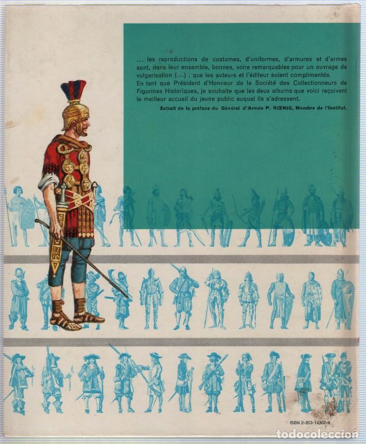 Militaria: COLECCION DE LIBROS LUNIFORME ET LES ARMES DES SOLDATS DE LA GUERRE, CASTERMAN - Foto 16 - 97768359