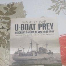Militaria: IMAGES OF WAR U-BOAT PREY . Lote 97770911