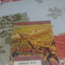 Militaria: JOHNNY REB THE UNIFORM OF THE CONFEDERATE ARMY 1861-1865. Lote 97771555