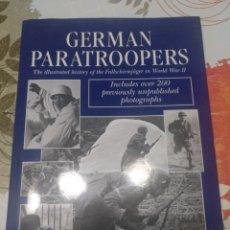 Militaria: GERMAN PARATROOPERS. Lote 97774412