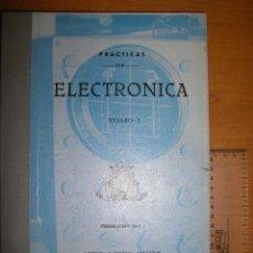 Militaria: PRÁCTICAS DE ELECTRÓNICA I. ESCUELA NAVAL MILITAR. MARIN 1973. Lote 97873515