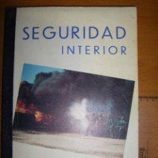 Militaria: SEGURIDAD INTERIOR. ESCUELA NAVAL MILITAR. MARIN 1973. Lote 97873875