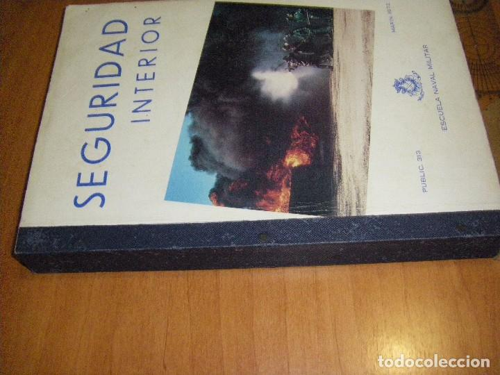 Militaria: Seguridad Interior. Escuela Naval Militar. Marin 1973 - Foto 5 - 97873875