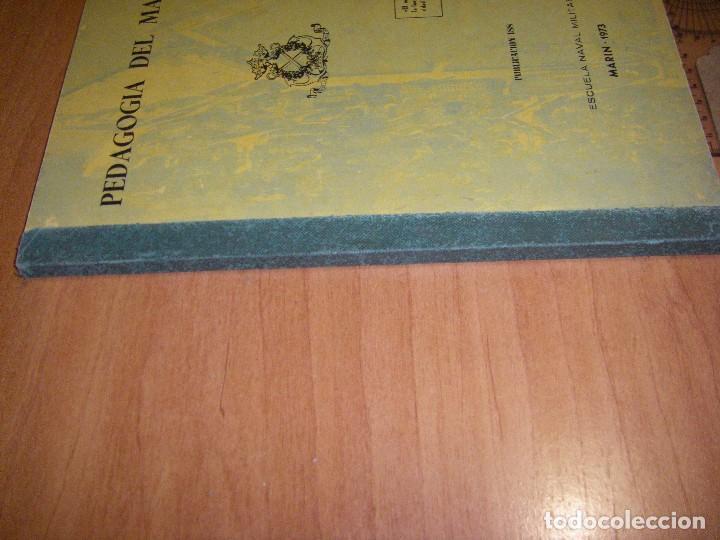 Militaria: Pedagogía del mando. Escuela Naval Militar. Marin 1973 - Foto 5 - 97874111