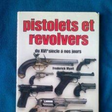 Militaria: PISTOLETS ET REVOLVERS.. Lote 97949047
