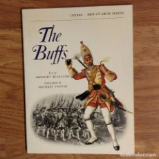 Militaria: OSPREY - THE BUFFS - MEN AT ARMS. Lote 98120983