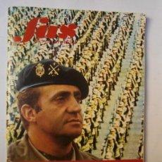 Militaria: LIBROS MILITAR - SEMANA DE LAS FUERZAS ARMADAS 1981 REVISTA FAS FUERZAS ARMADAS . Lote 98138291
