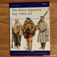 Militaria: OSPREY - THE RUSSO-JAPANESE WAR 1904-05 - MEN AT ARMS. Lote 98160431
