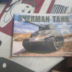 Militaria: SHERMAN TANK. Lote 97702263