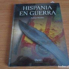 Militaria: OSPREY - GRANDES BATALLAS: HISPANIA EN GUERRA. Lote 98297663