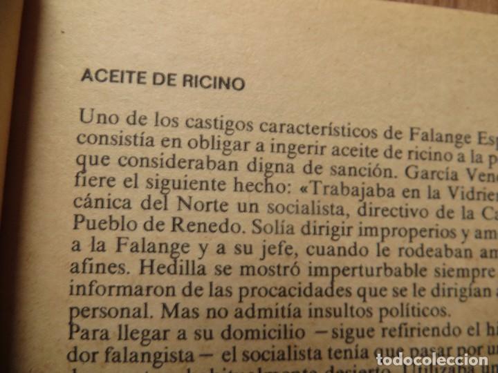 Militaria: DICCIONARIO DE FALANGE. IMPRESCINDIBLE. - Foto 3 - 98569831