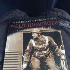 Militaria: FALLSCHIRMJAGER PARACAIDISTAS 1935 1945. Lote 98619846
