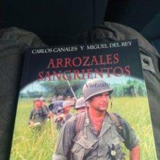 Militaria: ARROZALES SANGRIENTOS. Lote 98620046