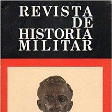 Militaria: REVISTA DE HISTORIA MILITAR. NÚMERO EXTRA, 1983. FRANCISCO VILLAMARTÍN, ESCRITOR MILITAR. Lote 98689007