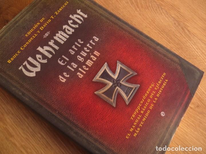 Militaria: WEHRMACHT. EL ARTE DE LA GUERRA ALEMAN. EXCEPCIONAL E IMPRESCINDIBLE. - Foto 2 - 98831063