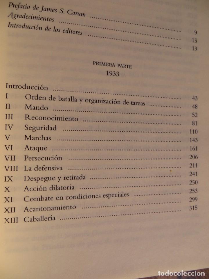 Militaria: WEHRMACHT. EL ARTE DE LA GUERRA ALEMAN. EXCEPCIONAL E IMPRESCINDIBLE. - Foto 3 - 98831063