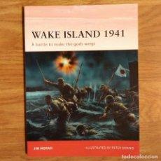 Militaria: WW2 - OSPREY - WAKE ISLAND 1941 - CAMPAIGN. Lote 98988551