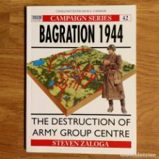 Militaria: WW2 - OSPREY - BAGRATION 1944 - CAMPAIGN. Lote 98989327