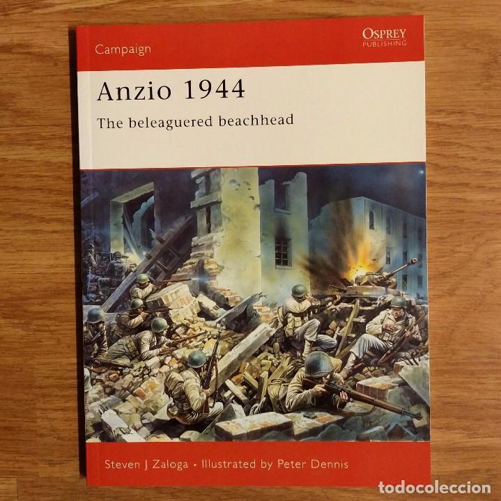 WW2 - OSPREY - ANZIO 1944 - CAMPAIGN (Militar - Libros y Literatura Militar)