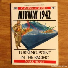 Militaria: WW2 - OSPREY - MIDWAY 1942 - CAMPAIGN. Lote 98996499