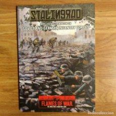 Militaria: FLAMES OF WAR - STALINGRAD - FOW WARGAME MINIATURES. Lote 99180015