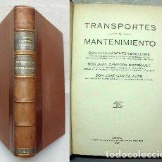 Militaria: TRANSPORTES Y MANTENIMIENTO. - A-HM-1061.. Lote 99471291