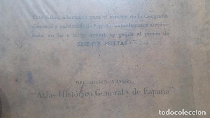 Militaria: Antiguo atlas, creo que de la segunda guerra mundial o esa época. - Foto 4 - 99909923