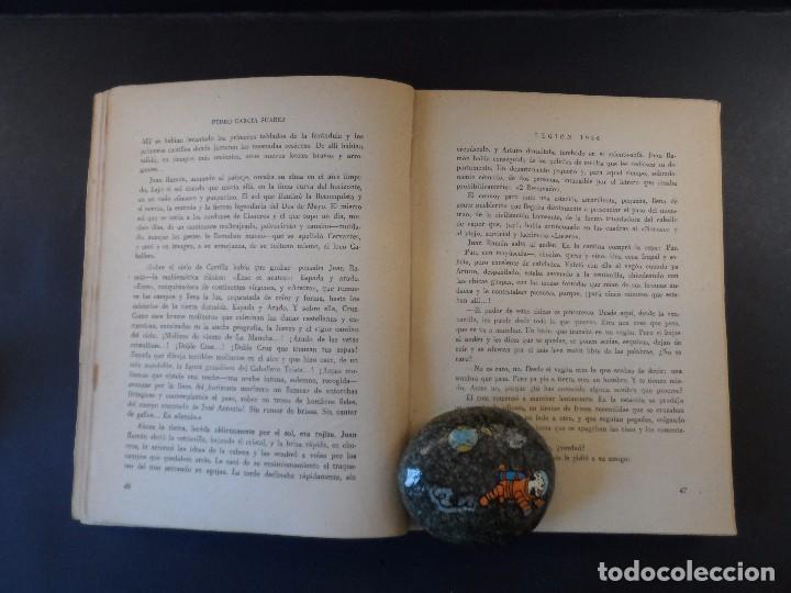 Militaria: LEGION 1936. PEDRO GARCIA SUAREZ. EDICION 1945 MADRID - Foto 3 - 99975251
