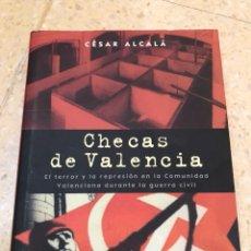 Militaria: CHECAS DE VALENCIA. Lote 100012018