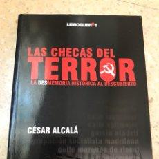 Militaria: LAS CHECAS DEL TERROR. Lote 100026732