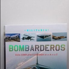 Militaria: BOMBARDEROS. ED TIKAL. Lote 100619611