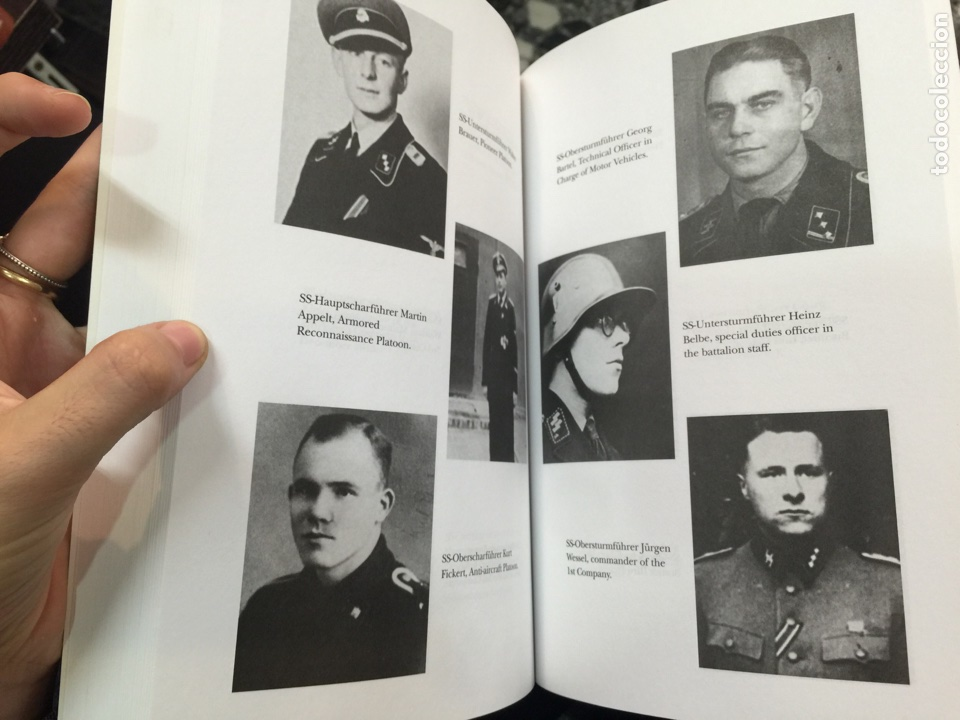 Michael Wittmann and the Waffen SS Tiger Commanders of the Leibstandarte in  WWII  Vol  2
