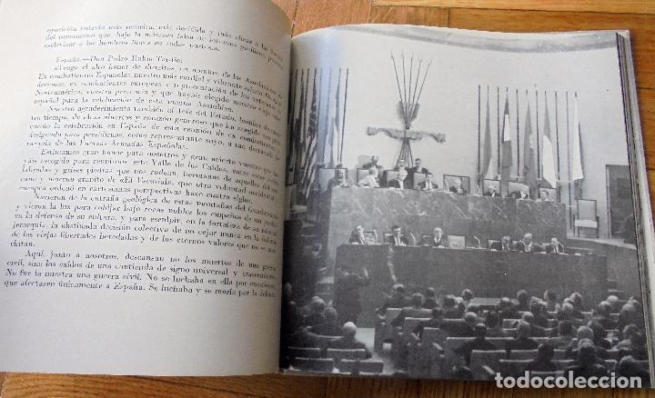 Militaria: Asamblea de la Confederación Europea de Antiguos Combatientes Octubre 1963 Ed Seción Española - Foto 3 - 101001131