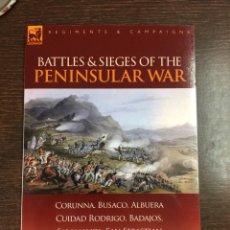 Militaria: BATTLES & SIEGES OF THE PENINSULAR WAR. Lote 101183303